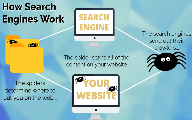 how search engines work learnersCoach