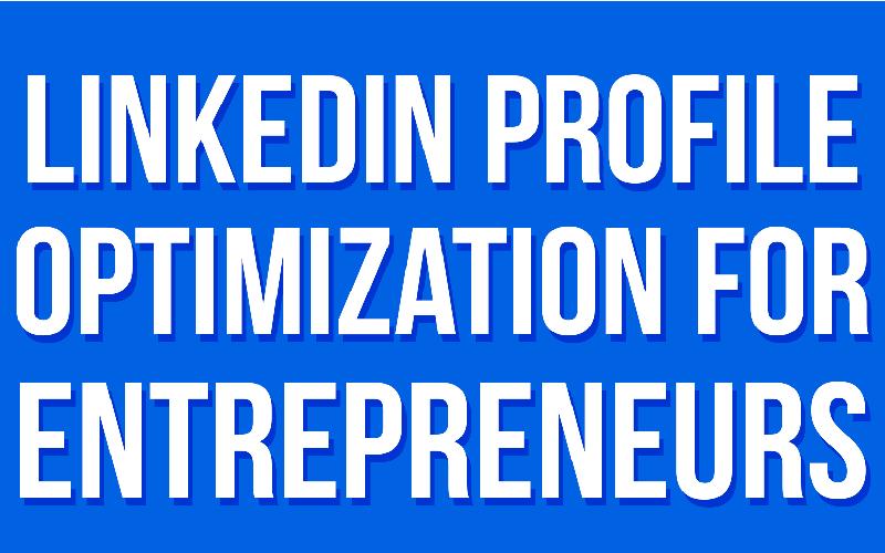 linkedin Entrepreneurs
