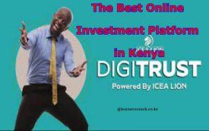 DigiTrust – The Best Online Unit Trust Platform To Invest in Kenya