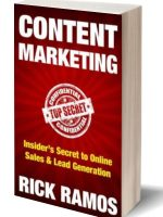 Content Marketing Insiders Secret to Online Sales and Lead Generation